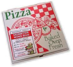 Recyclable Pizza Box (SY-1253)