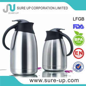 High Quanlity Stainless Steel Vacuum Carafe, Water Carafe, Coffee Carafe Manufacturer pictures & photos