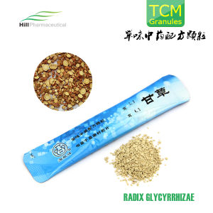 Traditional Chinese Medicine, Radix Glycyrrhizae Granules pictures & photos