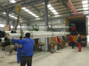 Rotor and Stator Screw Pump Well Pump PC Pump Lifting Pup Joint 1m pictures & photos