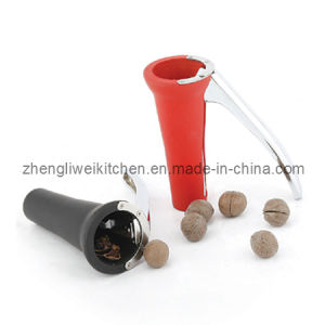 Nut Cracker with Aluminum Alloy Handle (600006) pictures & photos