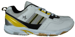 Badminton Court Shoes for Men′s and Womens Table Tennis Footwear (815-8291) pictures & photos