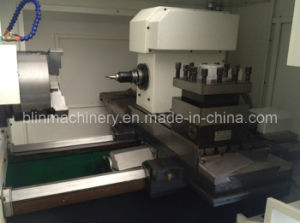 for Big Swing Flat Bed CNC Lathe Machine (BL-C650) pictures & photos