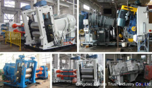 2017 Advanced Technical Double Screw Extruder and Sheeting Machine pictures & photos