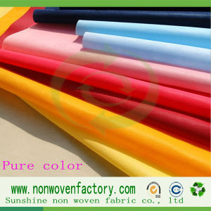 Spunbond Non Woven Polypropylene Fabric pictures & photos