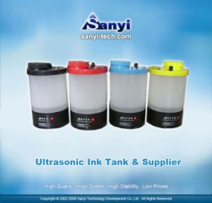 Sanyi Ultrasonic Ink Tank & Supplier / Ink Cartridge pictures & photos