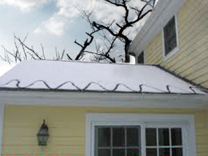 Roof & Gutter De-Icing Cable pictures & photos