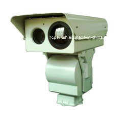 Long Range PTZ Outdoor Hybrid Thermal and Daylight Camera 13km pictures & photos
