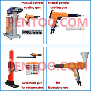 2016 China Best Sell Electrostatic Power Coating Gun pictures & photos