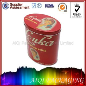 Food Packing Tin Box