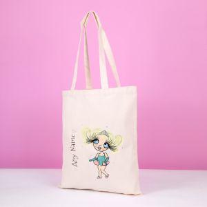 Natural Cotton Canvas Tote Bag (CS-20) pictures & photos