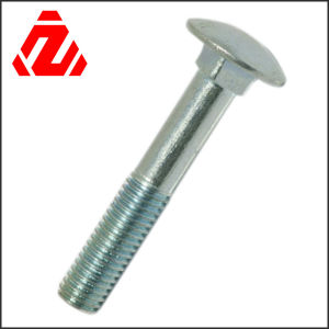 55 Carbon Steel Carriage Bolts pictures & photos