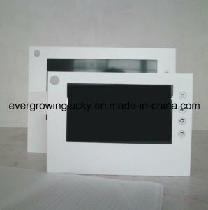 7 Inch TFT LCD Motion Sensor Advertising Player pictures & photos