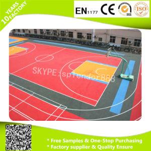 PP Floor Interlock Anti Static Interlocking Floor for Basketball Court pictures & photos