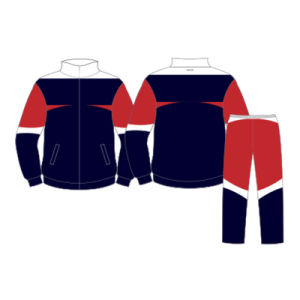 Custom Sportswear Tracksuit with Low Price and MOQ pictures & photos