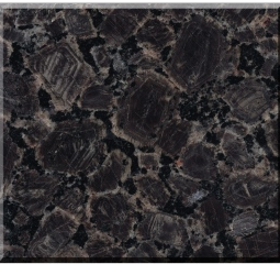 Polished Brown Imperial Granite for Countertops & Vanities pictures & photos