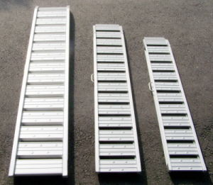 Lawn Tractor Mower Ramps pictures & photos