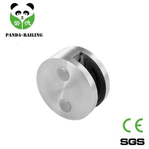 Stainless Steel Round Glass Clamp/Balustrade/Handrail Fitting pictures & photos