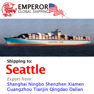 Sea Freight Shipping From China to Seattle, USA