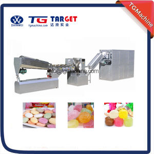 High Quality Small Capacity Die-Formed Hard Candy Machine pictures & photos