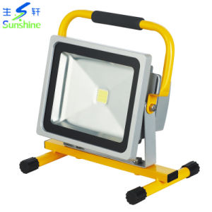 30W LED Floodlight with CE GS CB SAA Certificate S106-P3-30W
