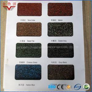 Factory Direct Sale Fish Scale Colorful Asphalt Shingle, Roofing Tile pictures & photos