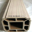 Wood Plastic Composite Decking Joist Skirting Wallboard pictures & photos