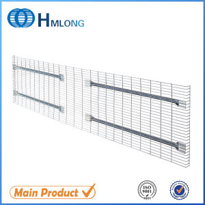 U Support Wire Mesh Decking for Beam Rack pictures & photos