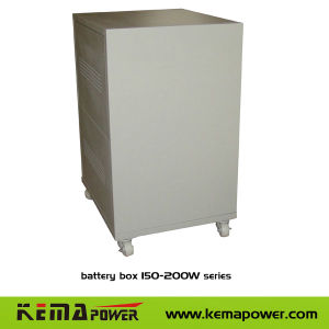 Iron Battery Box, Knockdown Type, Without Wheel (150C/200C Series) pictures & photos