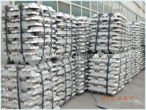 2017 Hot Sale Primary Aluminum Ingots 99.7% pictures & photos