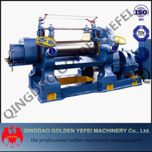 Open Rubber Mixing Mill Machinery for Plastic pictures & photos