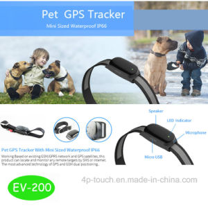 Waterproof IP66 GPS Tracking Device for Pets and Dogs pictures & photos
