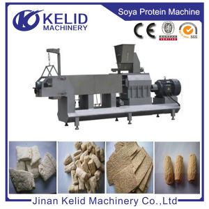 Fully Automatic Turnkey Soya Protein Vegetarian Meat Machine pictures & photos