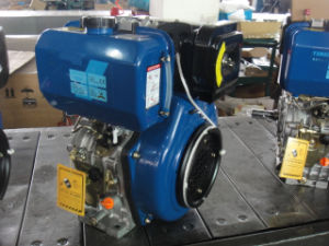 10HP Air-Cooled Diesel Engine with Marine Pulley pictures & photos
