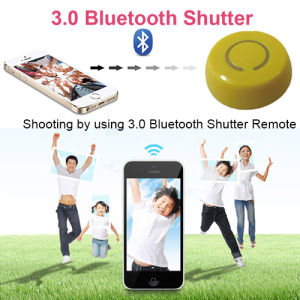 Wireless Selfie Remote Shutter Bluetooth Shutter with Mobile Phone pictures & photos