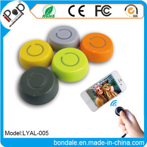 Wireless Selfie Remote Shutter Bluetooth Shutter with Mobile Phone