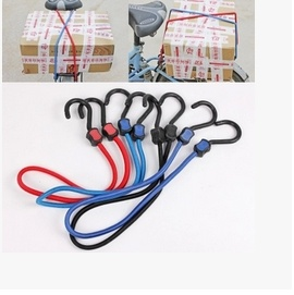 Bicycle Luggage Elastic Rope with Metal Hook pictures & photos