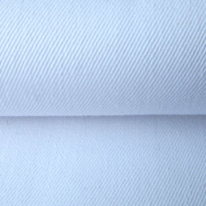 Medical Twill White Doctor Gown Fabric pictures & photos