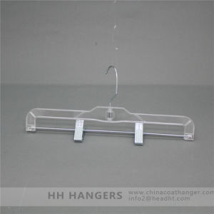 Regular Plastic Clips Hanger with Swivel Hook pictures & photos