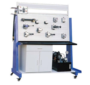 Basic Hydraulic Training Workbench Educational Training Equipment Hydraulic Trainer