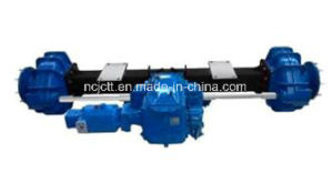 Hydraulic Drive Front Axle Assembly (12-15t) pictures & photos