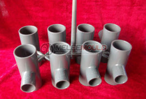 Plastic Pipe Fitting Mould/ Mold (MELEE MOULD -277) pictures & photos