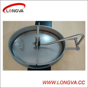 Stainless Steel Elliptical Manhole Covers pictures & photos