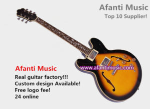 Afanti Jazz Guitar (AJZ-230) pictures & photos