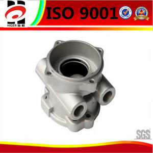 Customized Durable Die Casting Aluminum Gear Wheel pictures & photos
