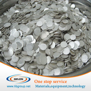 Button Battery Materials Lithium Chips pictures & photos