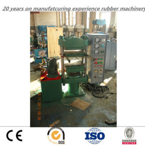 Rubber Vulcanizing Machine / Hydraulic Plate Vulcanizing Press pictures & photos