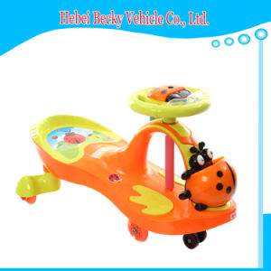China Wholesale Baby Walker Toys Kids Twist Car Scooter pictures & photos