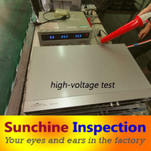 DVD Player Quality Inspection/Quality Control pictures & photos