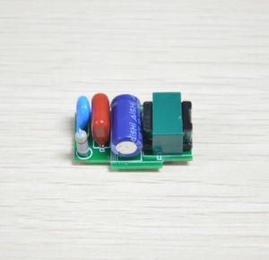 6-20W Non-Isolated Plug Fuorescent Lamp Power Supply QS1128A pictures & photos